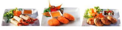 タイ料理の前菜